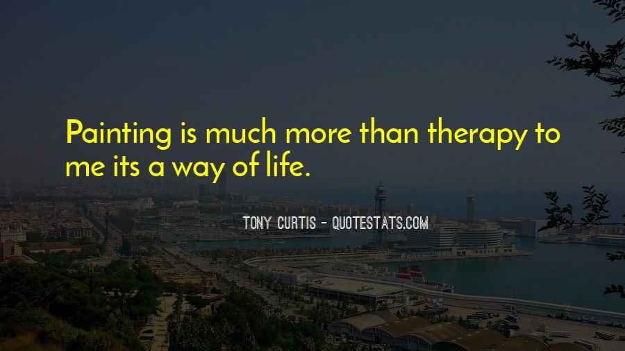 Quotes About Life Painting #150135
