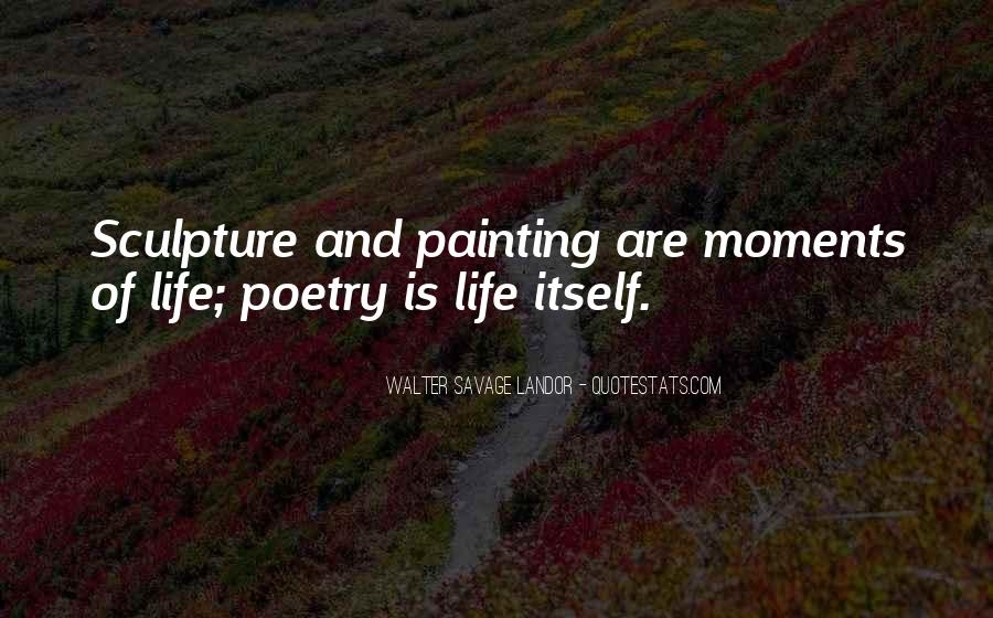Quotes About Life Painting #292638
