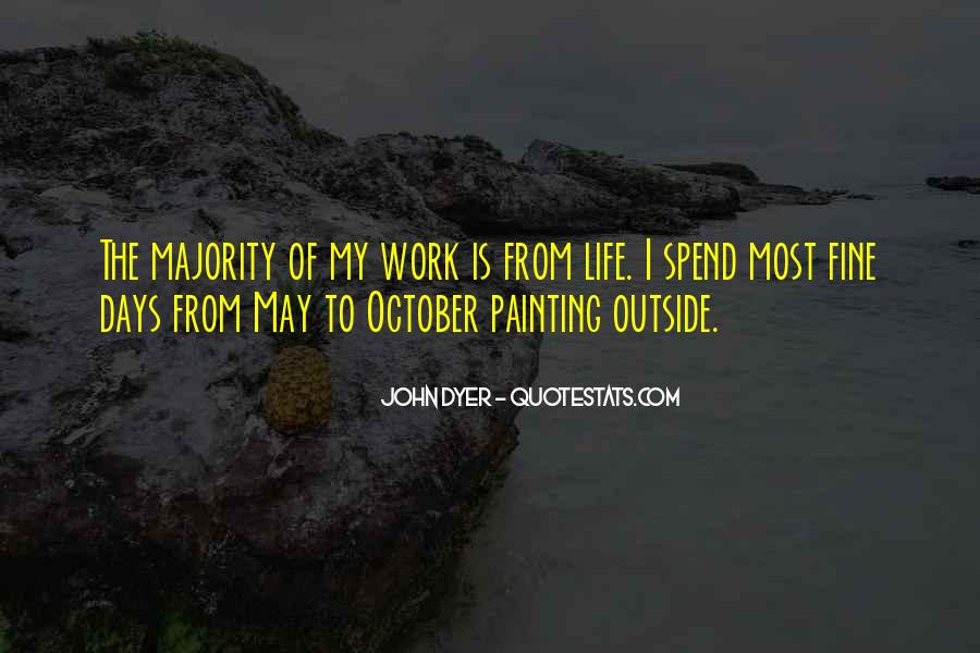 Quotes About Life Painting #361793