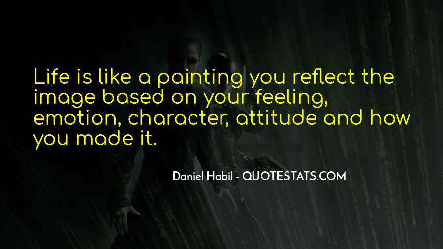 Quotes About Life Painting #483657