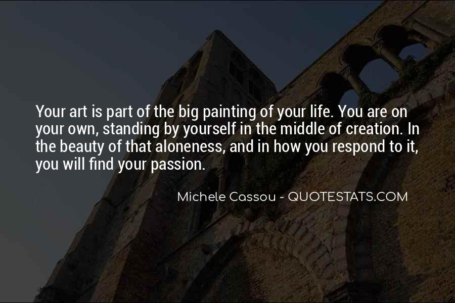 Quotes About Life Painting #483730
