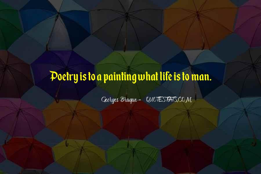Quotes About Life Painting #511691