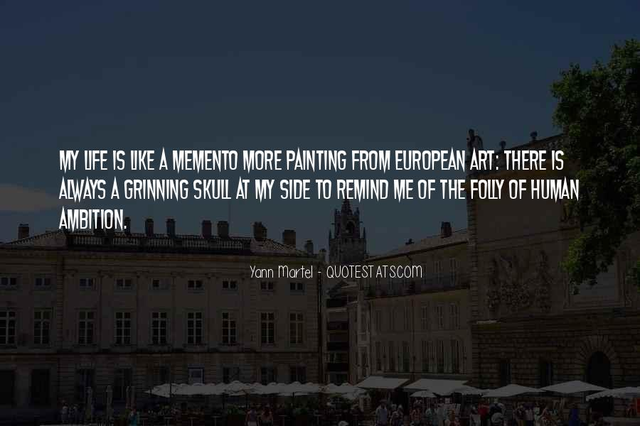 Quotes About Life Painting #518480