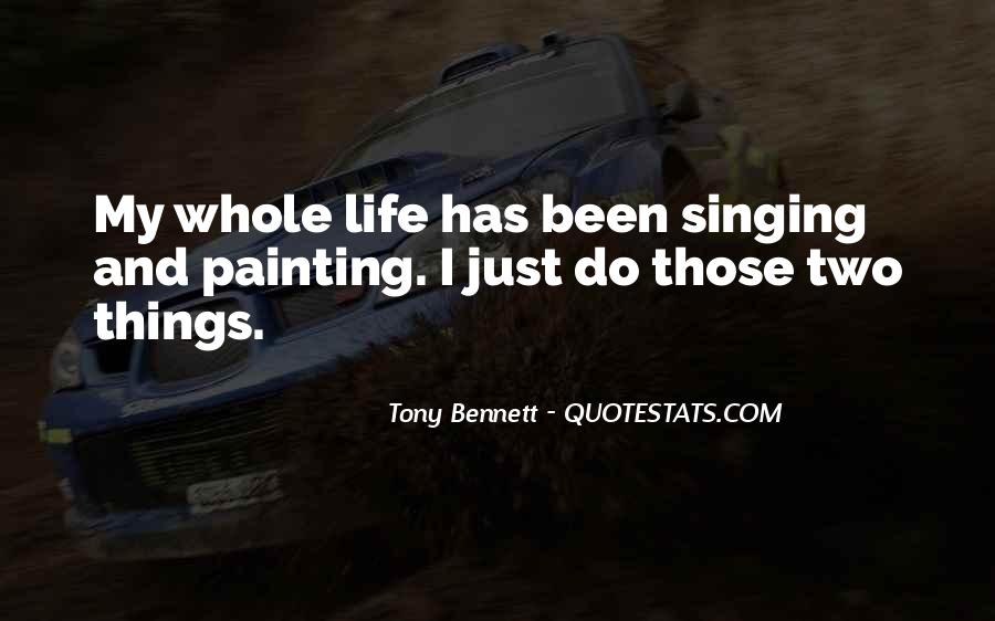 Quotes About Life Painting #560496