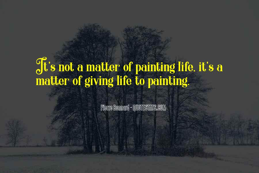 Quotes About Life Painting #578629