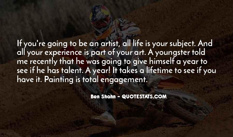 Quotes About Life Painting #663828