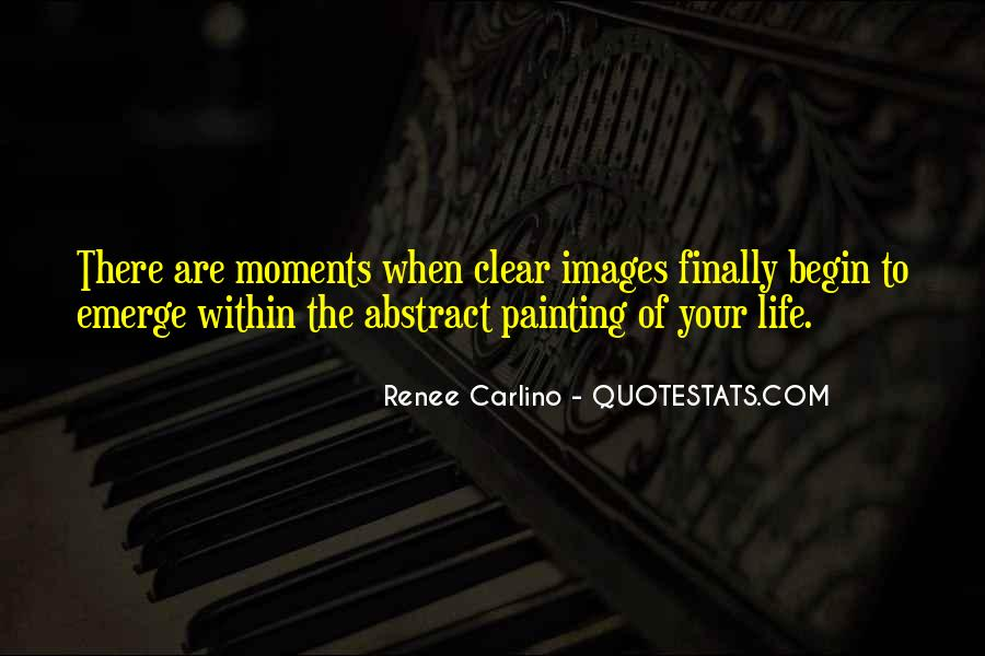 Quotes About Life Painting #96827
