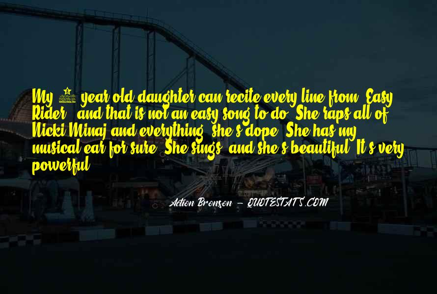 Quotes About My Beautiful Daughter #628179