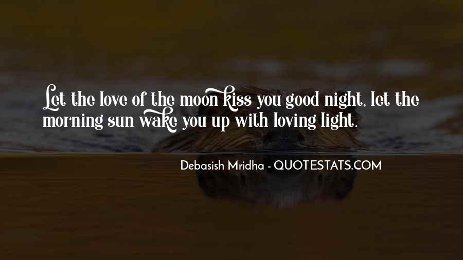 Quotes About Good Morning My Love #1451378