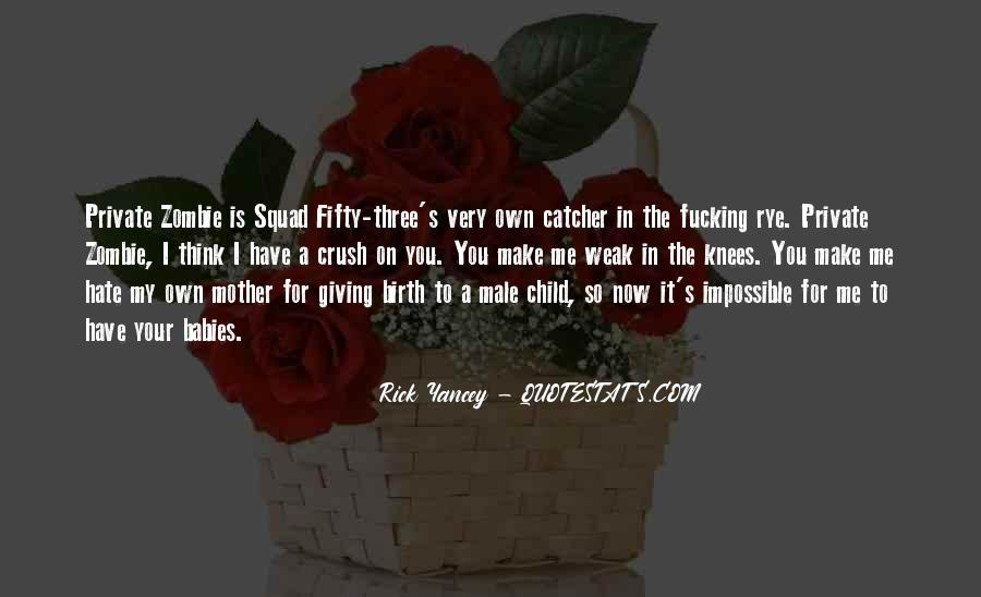 Quotes About Child Birth #104113