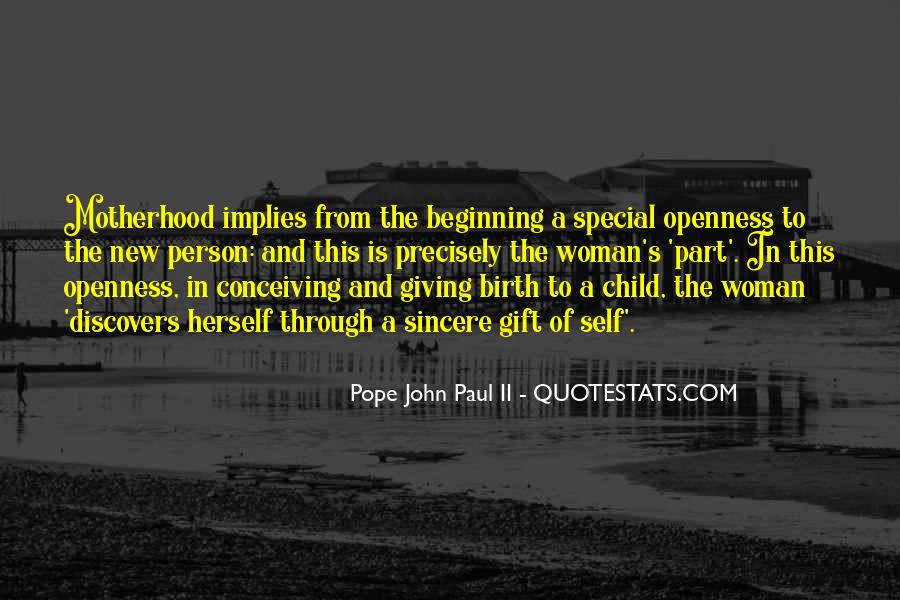 Quotes About Child Birth #191814
