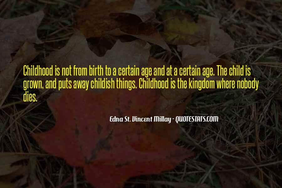 Quotes About Child Birth #201774
