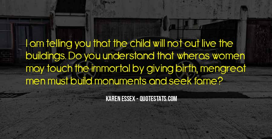 Quotes About Child Birth #528878