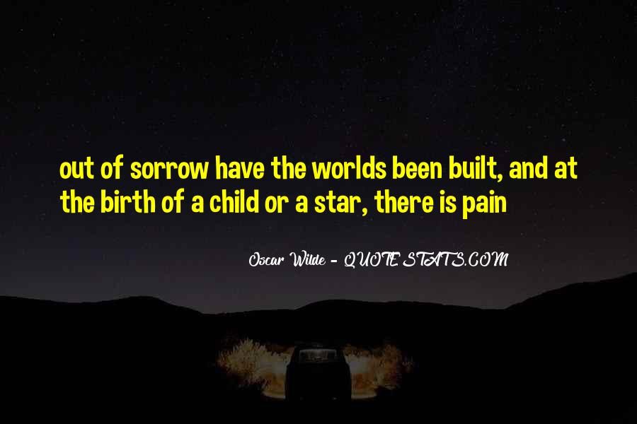 Quotes About Child Birth #705512