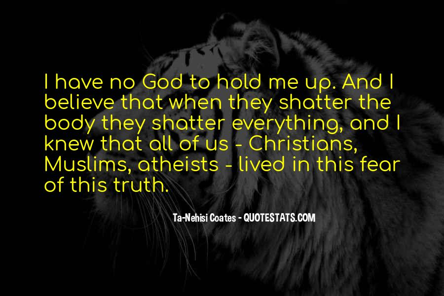 Quotes About Racism And God #1667269