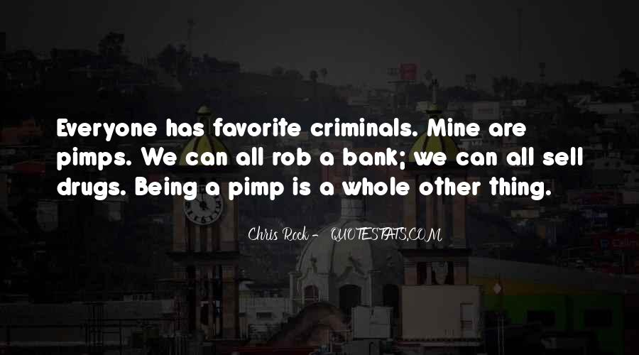 Quotes About Pimps #831460