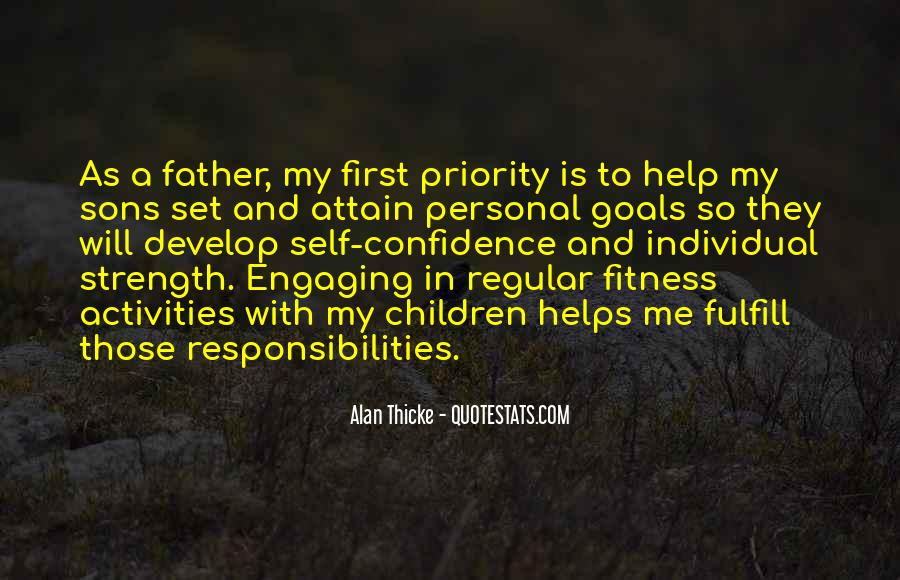 Quotes About A Father's Strength #1111081