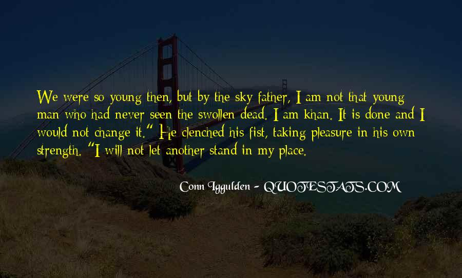 Quotes About A Father's Strength #1193655
