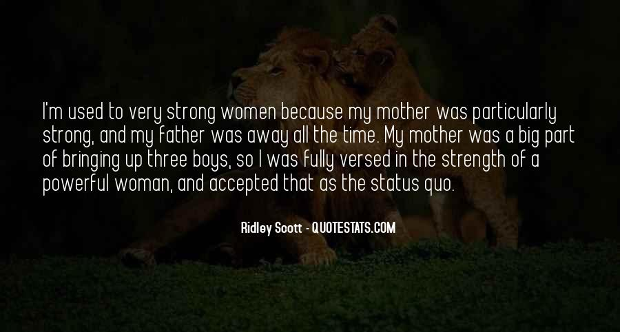 Quotes About A Father's Strength #1252210