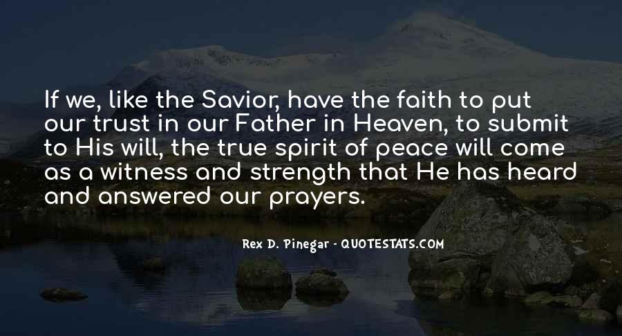 Quotes About A Father's Strength #1598854