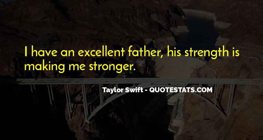 Quotes About A Father's Strength #1626919