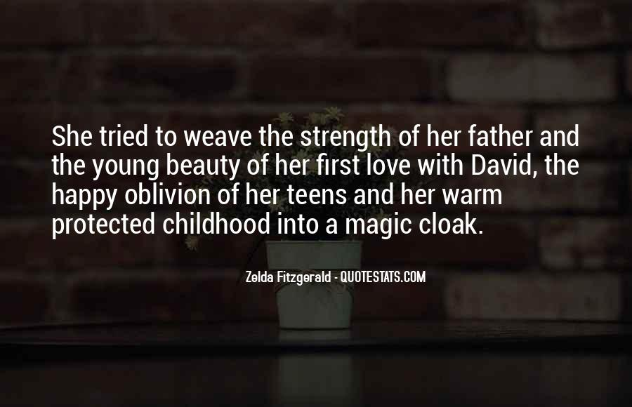 Quotes About A Father's Strength #170818