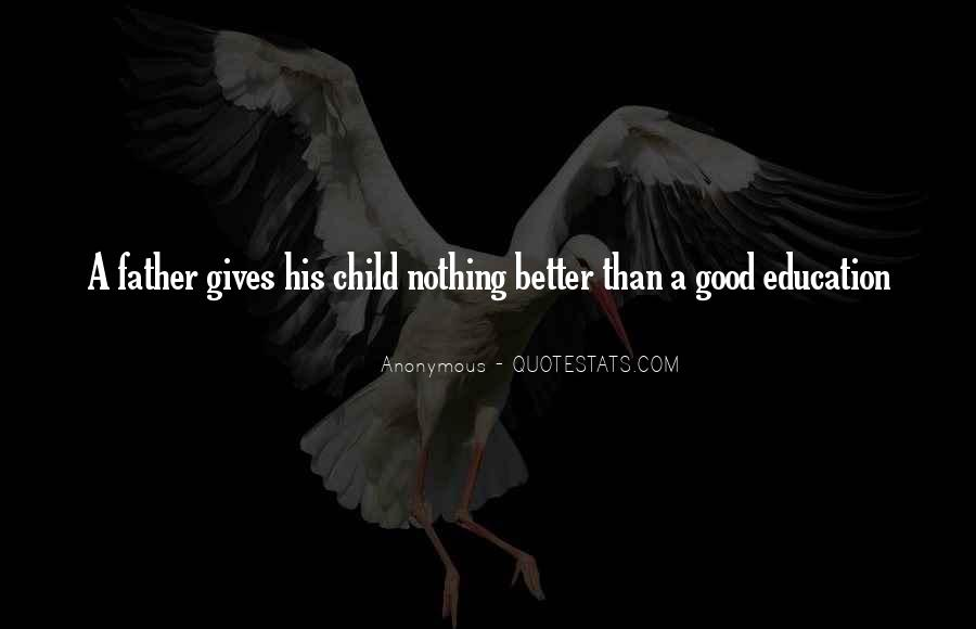 Quotes About A Father's Strength #396938