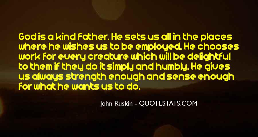 Quotes About A Father's Strength #39909