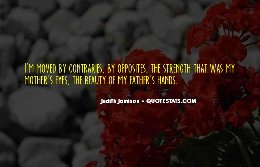 Quotes About A Father's Strength #559465