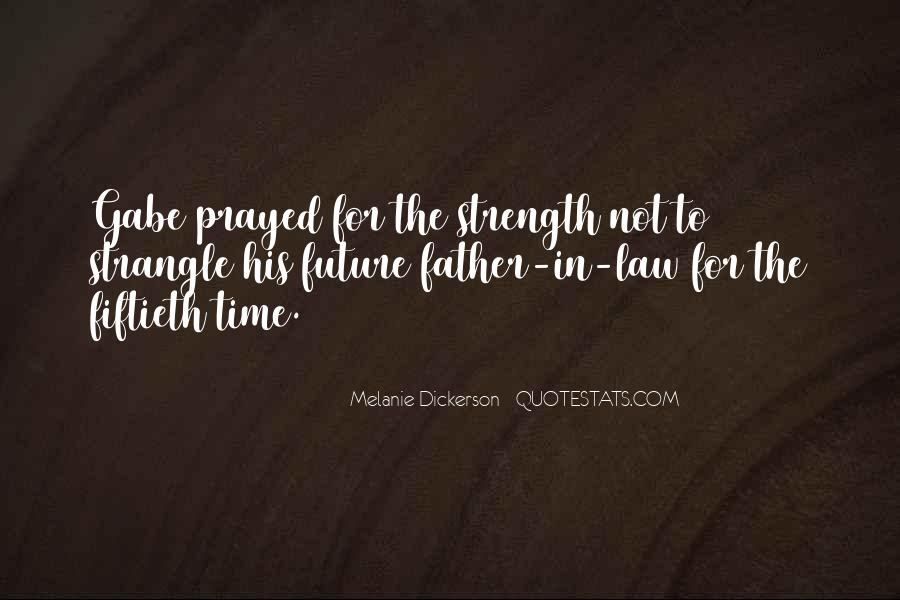 Quotes About A Father's Strength #717066