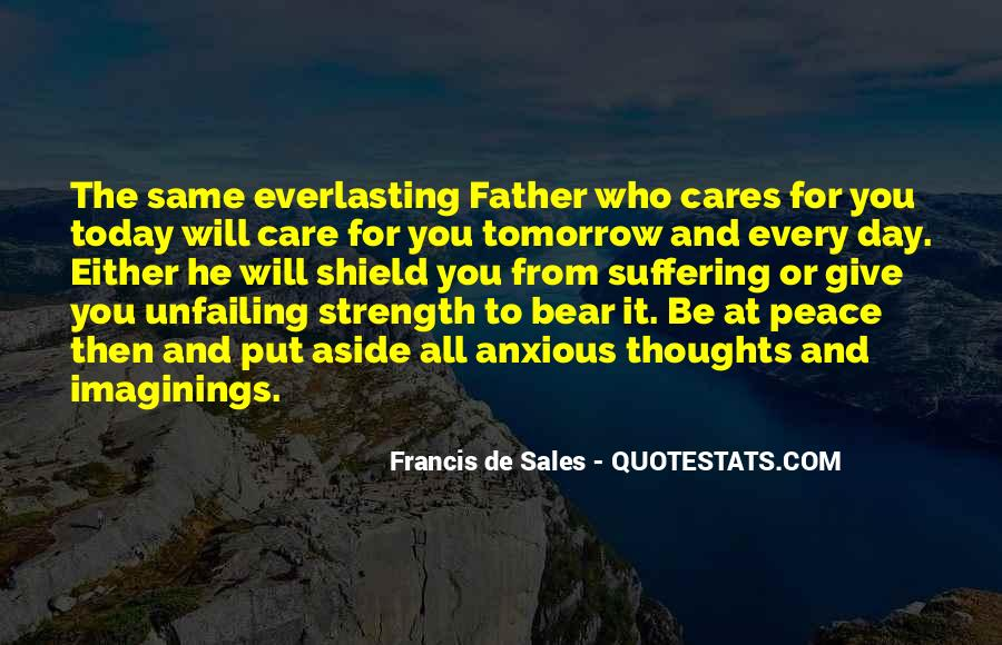 Quotes About A Father's Strength #816153