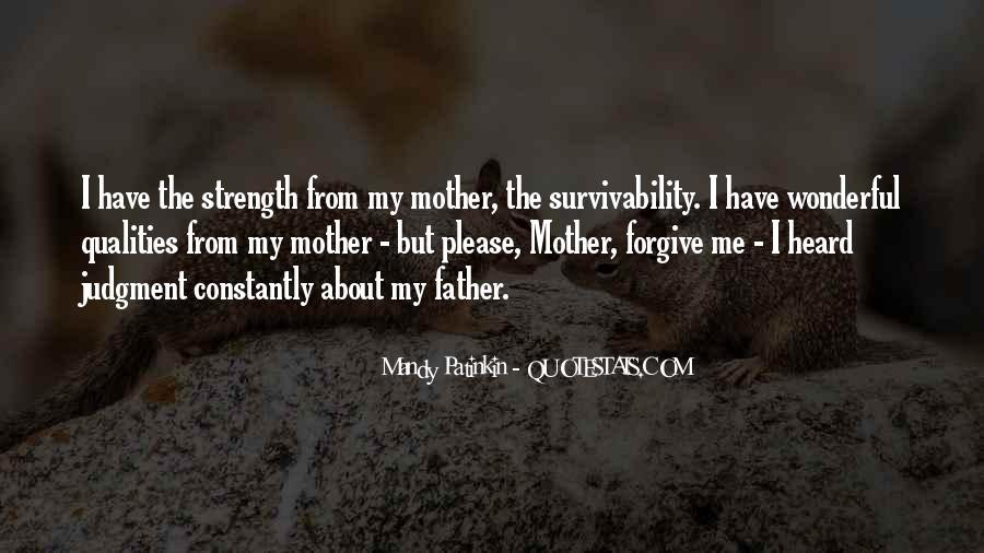 Quotes About A Father's Strength #934470