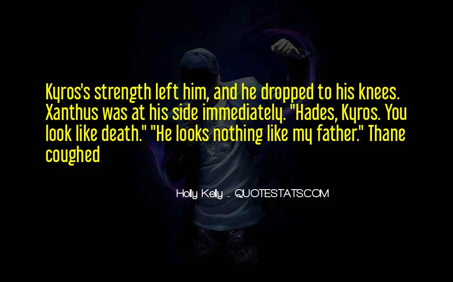 Quotes About A Father's Strength #987885