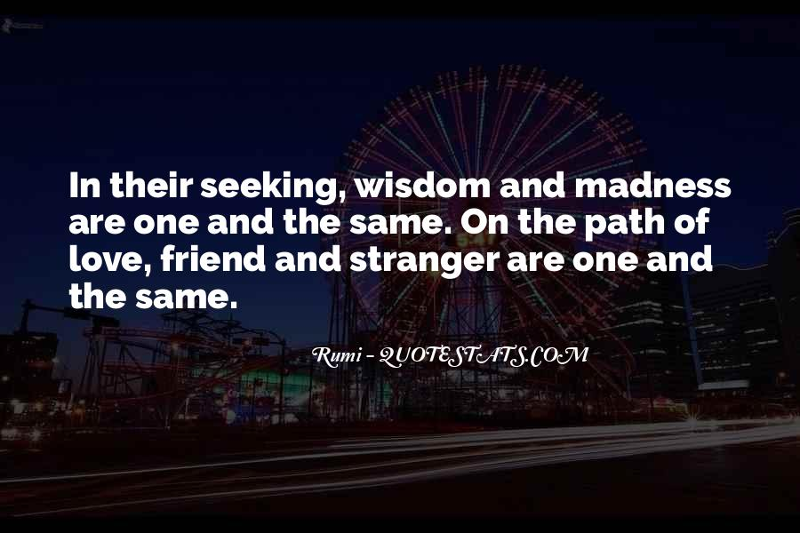 Quotes About Seeking Wisdom #1559094