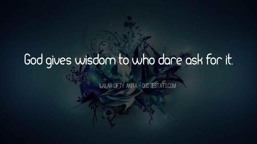 Quotes About Seeking Wisdom #1566416