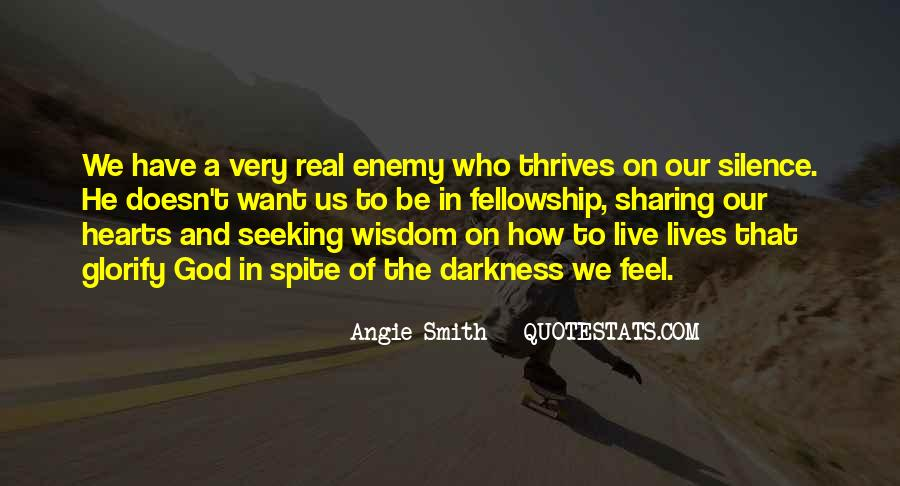 Quotes About Seeking Wisdom #321115