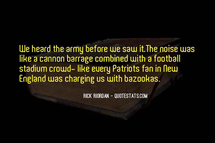 Quotes About Patriots Football #385604