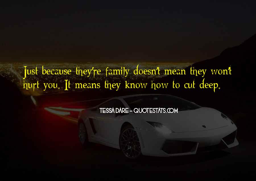 Quotes About What It Means To Be A Family #182747