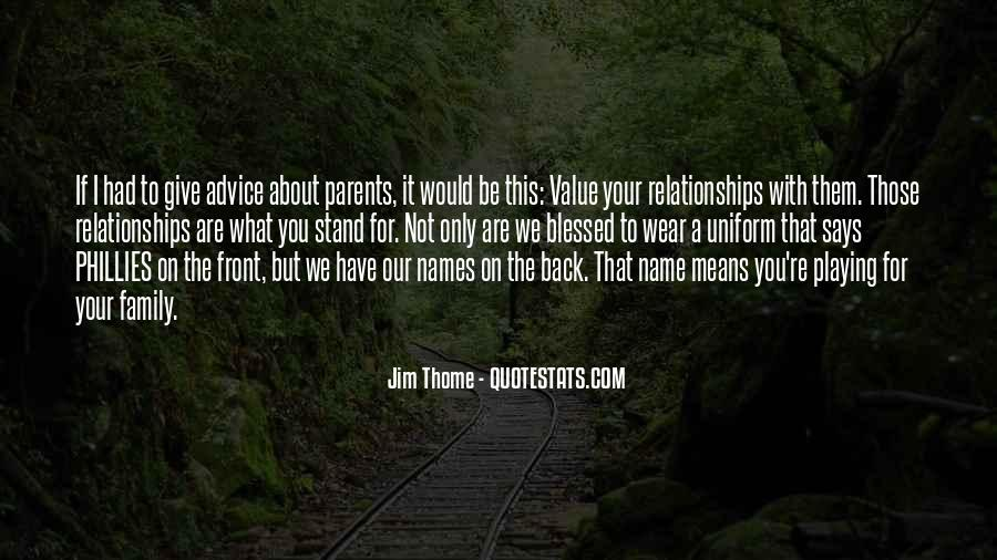 Quotes About What It Means To Be A Family #238358