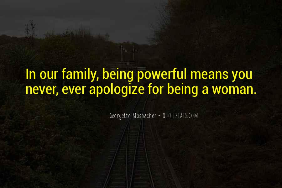 Quotes About What It Means To Be A Family #328127