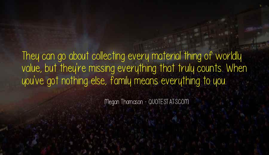 Quotes About What It Means To Be A Family #41337