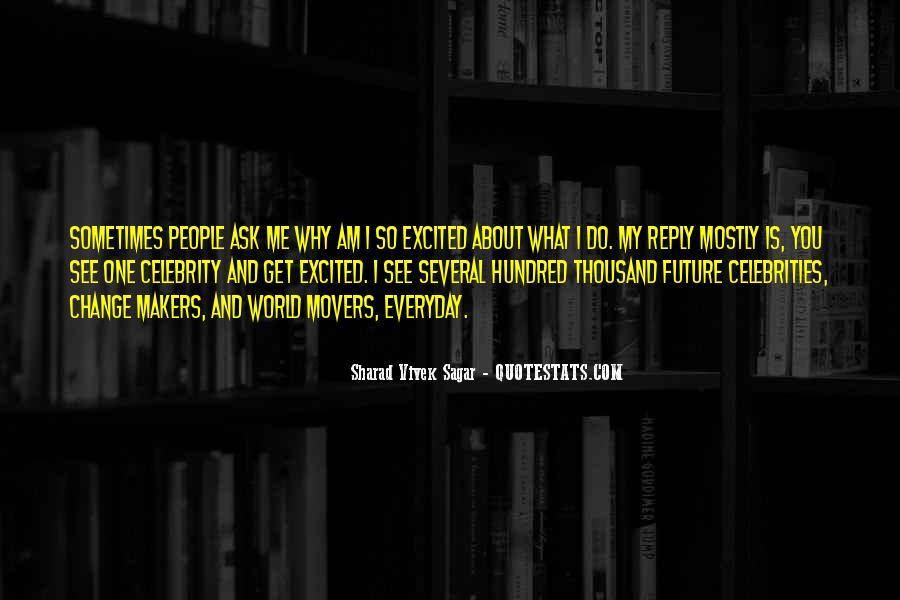 Quotes About Social Entrepreneurship #141569