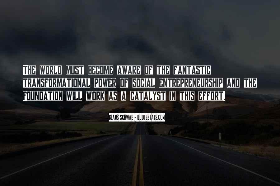 Quotes About Social Entrepreneurship #586906