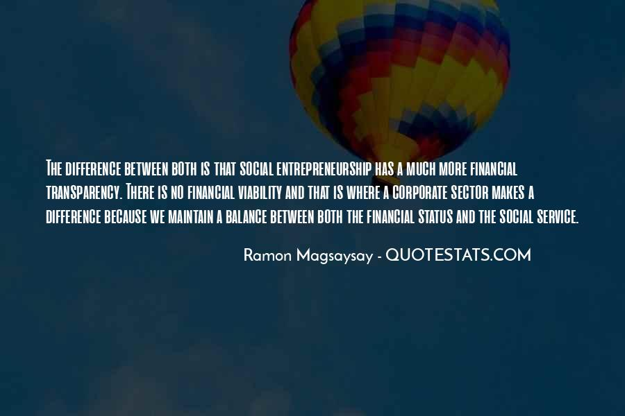 Quotes About Social Entrepreneurship #60384