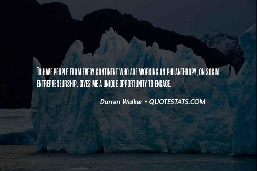 Quotes About Social Entrepreneurship #725042