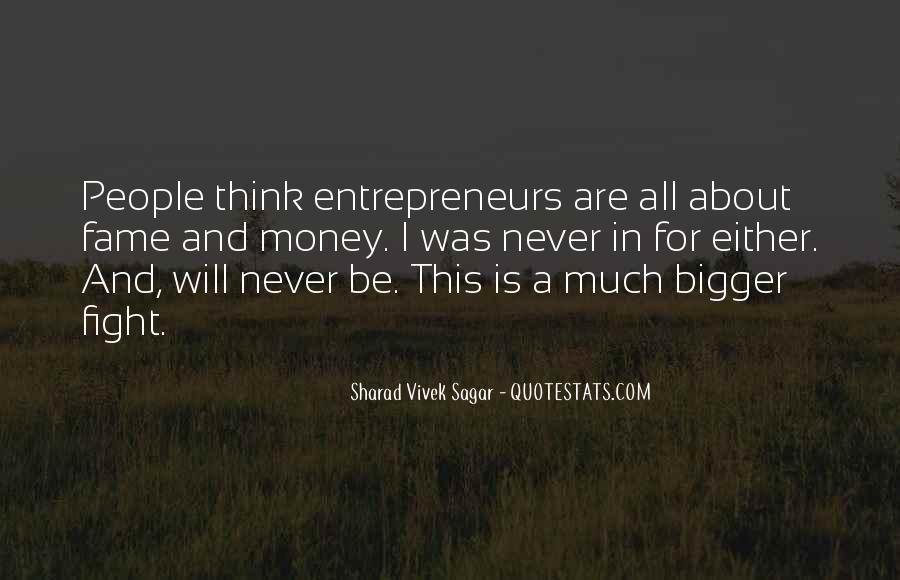 Quotes About Social Entrepreneurship #880200
