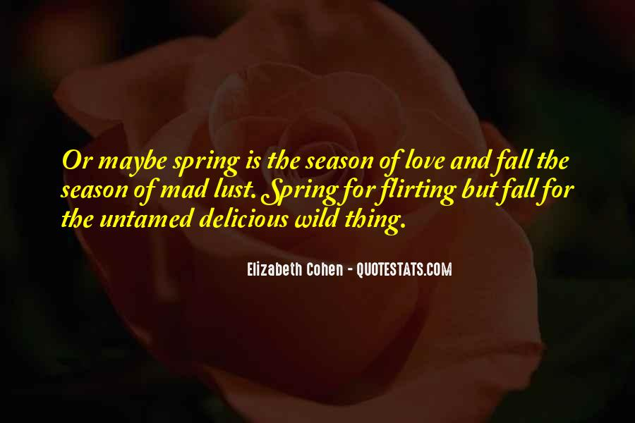 Quotes About Love And Fall Season #389477