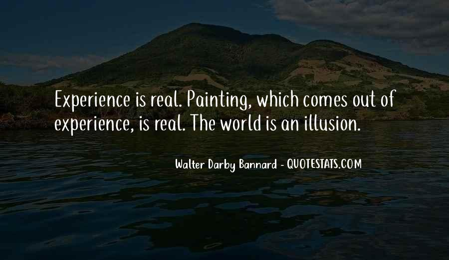 Quotes About Painting The World #1097060
