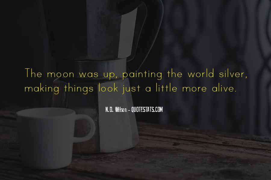 Quotes About Painting The World #1148287
