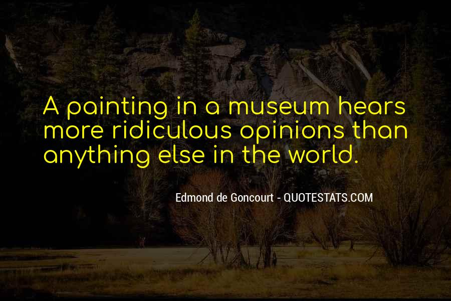 Quotes About Painting The World #1282079
